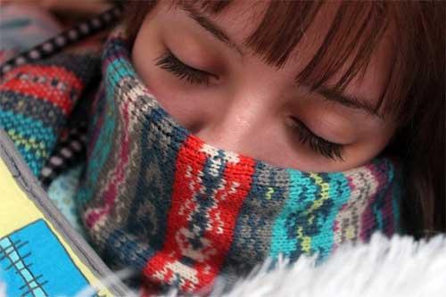Was die Haut bei kühlen Temperaturen braucht