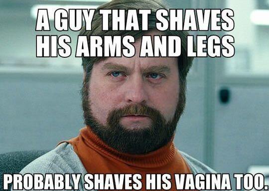 shave