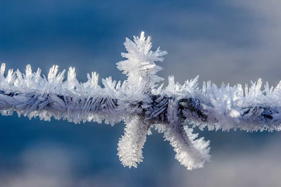Bei anhaltender Kälte auf Unterkühlung achten