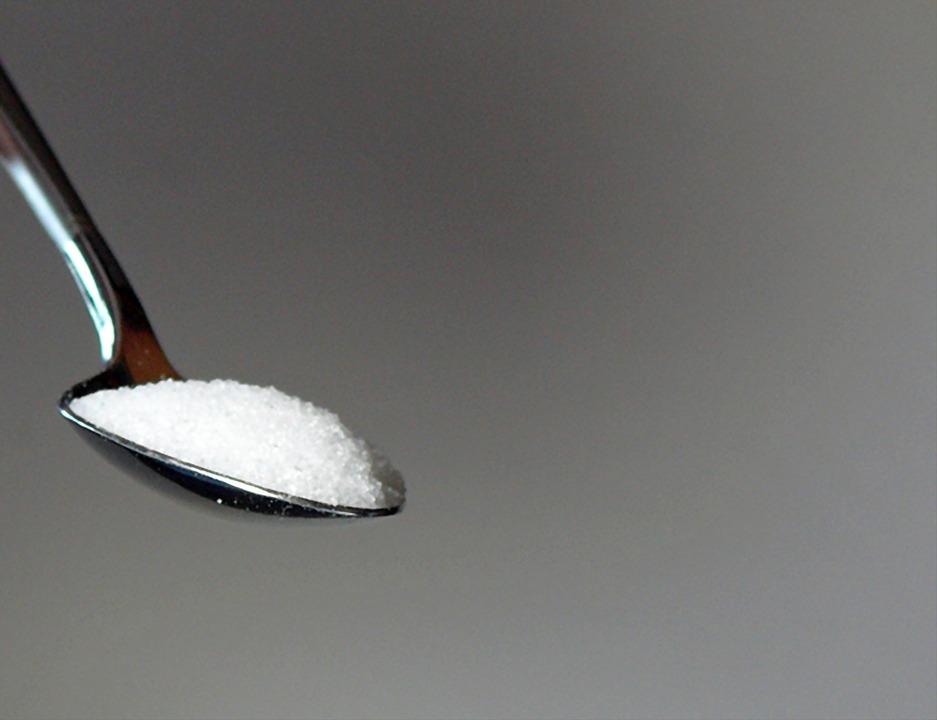 Experte: Lieber Süßstoff als Zucker verwenden