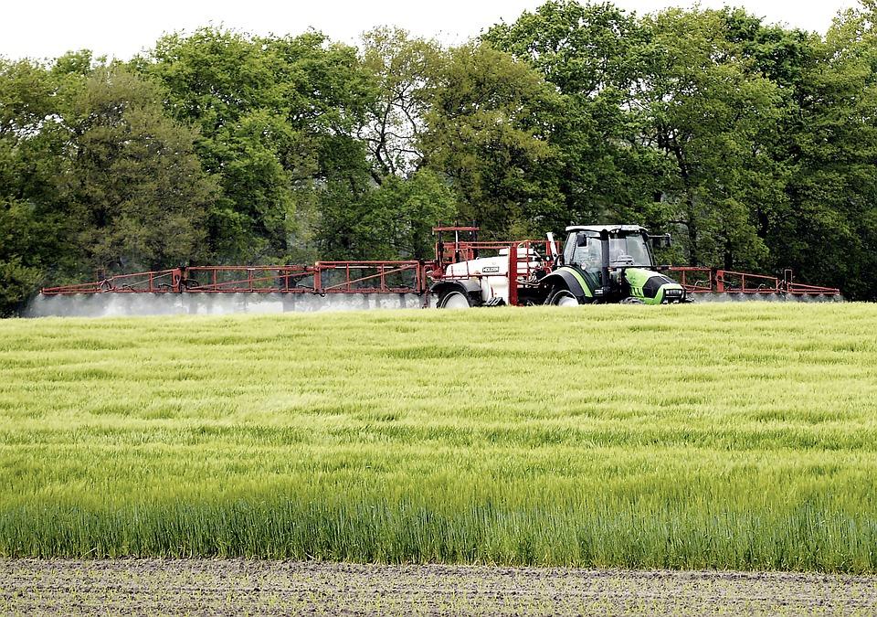 Absatz von Pestiziden steigt auf höchsten Wert seit 2009