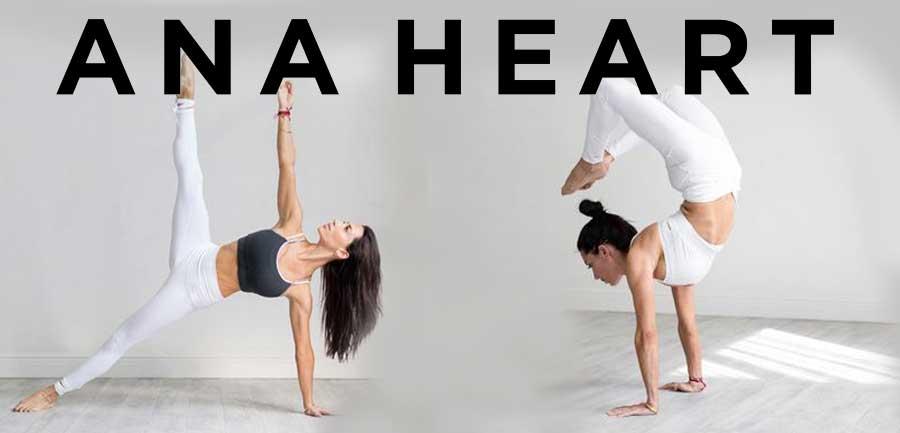 Yoga-Kleidung und mehr kaufen im Ana Heart Yoga Shop