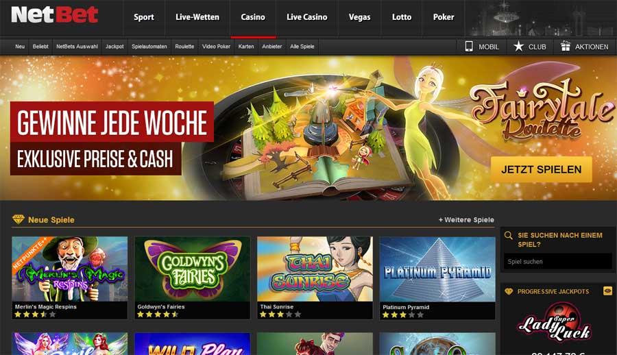 Poker, Black Jack, Slotspiele und mehr: Online spielen wie im Casino