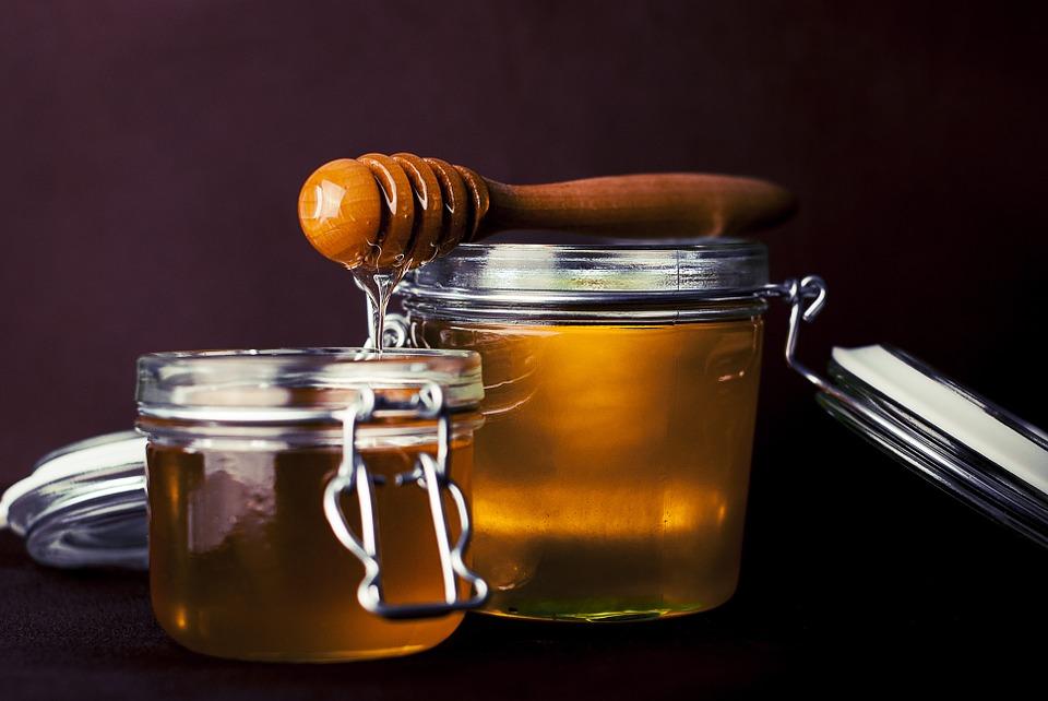 Für Babys ist Honig gefährlich