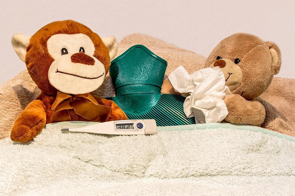 Schnupfen: Nicht zu früh zum Nasenspray greifen