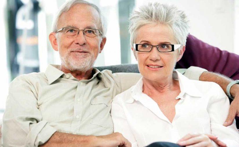 Senioren: gutes Sehen = gute Gehirnleistung