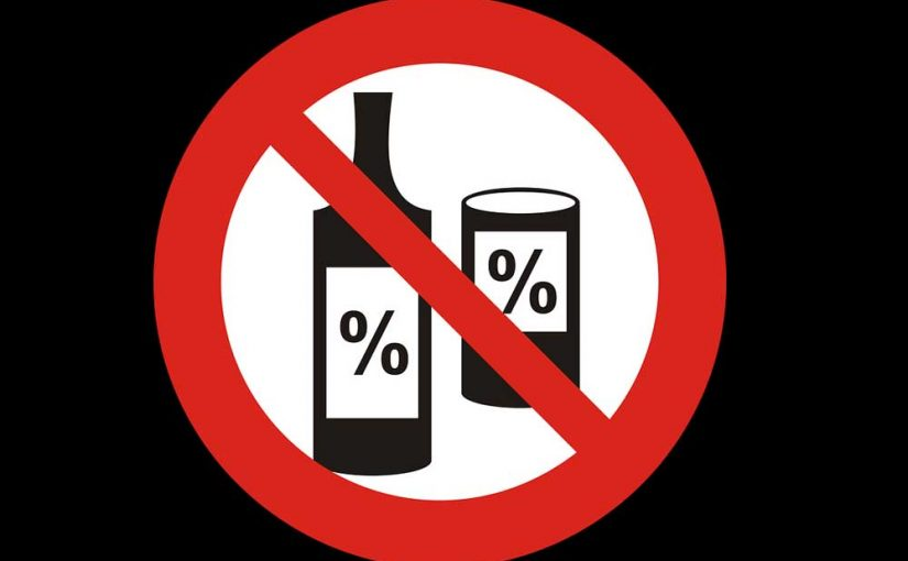 Zero Alkohol – über dem Konsum von Alkohol brauen sich dunkle Wolken zusammen