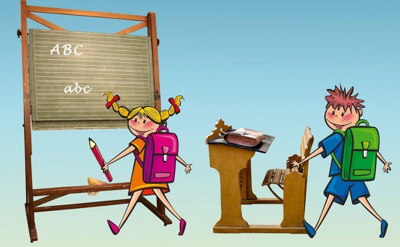 Tipps zum Schulstart: Wie sitzt der Schulranzen richtig?