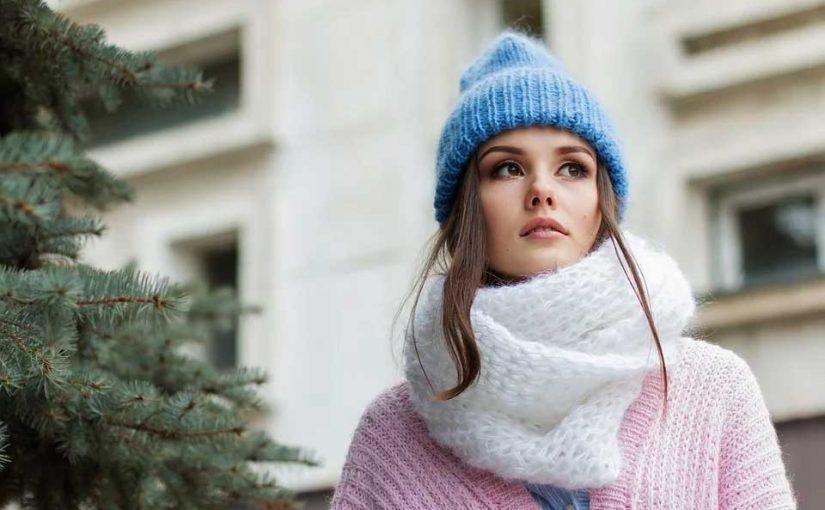 Kühle Temperaturen machen der Haut zu schaffen